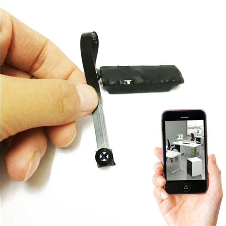 Mini 720//1080P HD Wireless WIFI IP Spy Camera Hidden Home Surveillance Camcorder