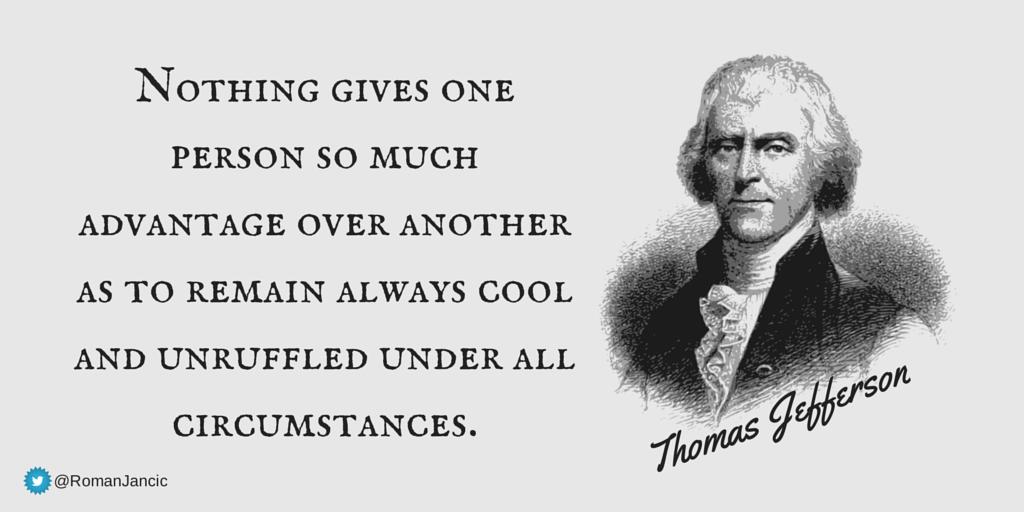 Roman Jancic On Twitter Thomas Jefferson Quotes Mood Card Thomas Jefferson