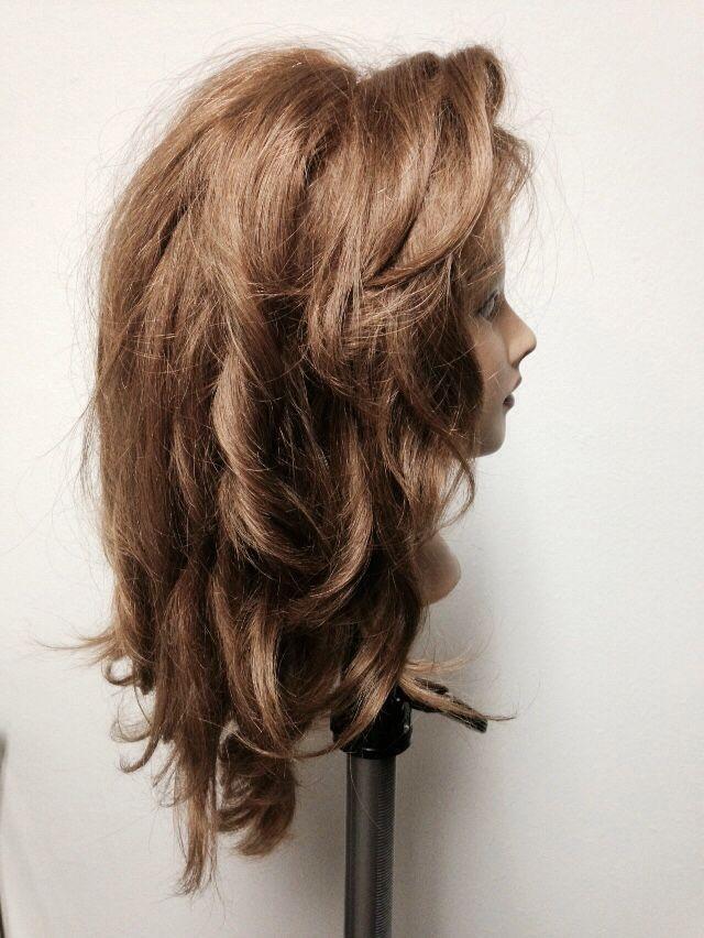 Round Brush Twist 2 Long Hair Styles Hair Styles Hair Designs