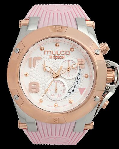 Kripton Mulco Watches Espana Reloj Relojes De Lujo Caja De Acero Inoxidable