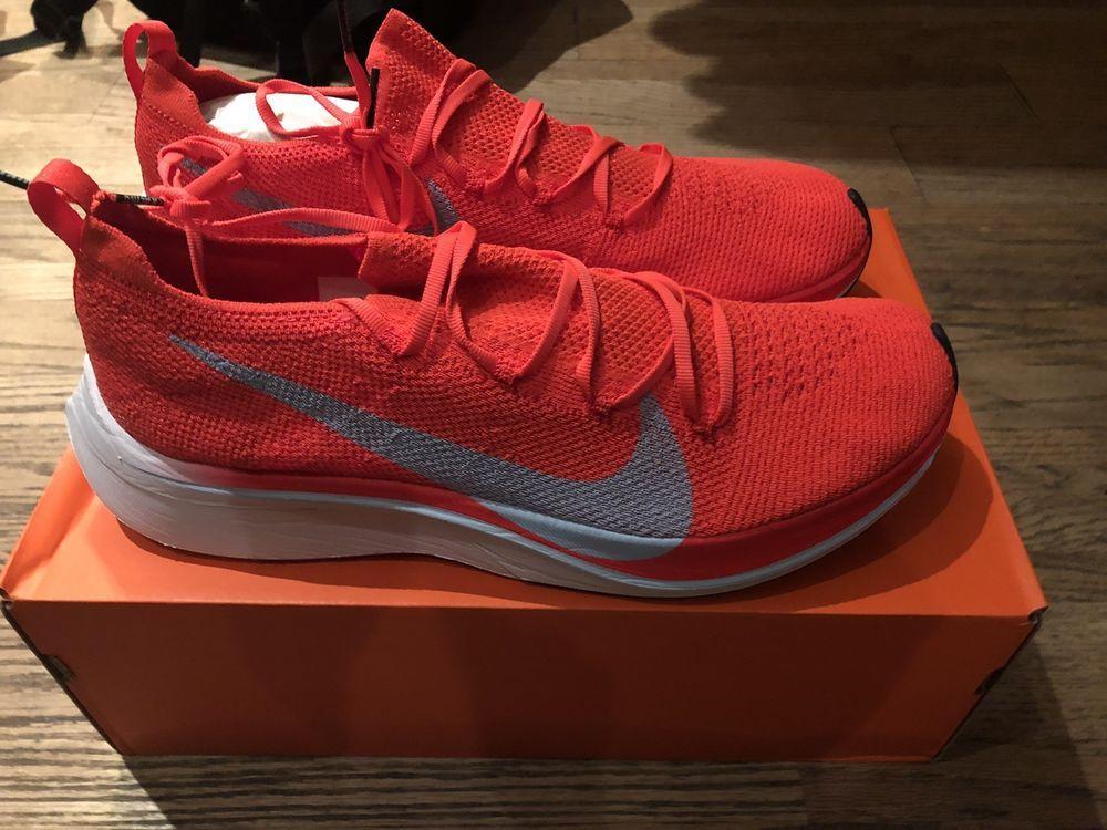56ebd776114c Nike Vaporfly 4% Flyknit Mens Size 11.5  fashion  clothing  shoes   accessories  mensshoes  athleticshoes (ebay link)