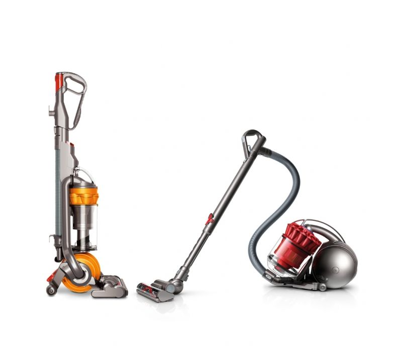 Dyson Dc25 Or Dc39 Vacuums Refurbished On Sale Woot Appliances Dyson Vacuums Yellow Pink Dyson Vacuum Cleaner Canister Vacuum Cleaner Canister Vacuum