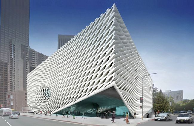 Under Construction Award: The Broad, Design Architecture Firm: Diller  Scofidio + Renfro Executive Architect Firm: Gensler