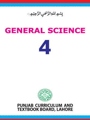 General Science 4 English Medium Punjab Textbook Board Lahore Pdfhive Com Class 4 All Punjab Textbooks Free Pdf Downloads Textbook Math Books Free Textbooks