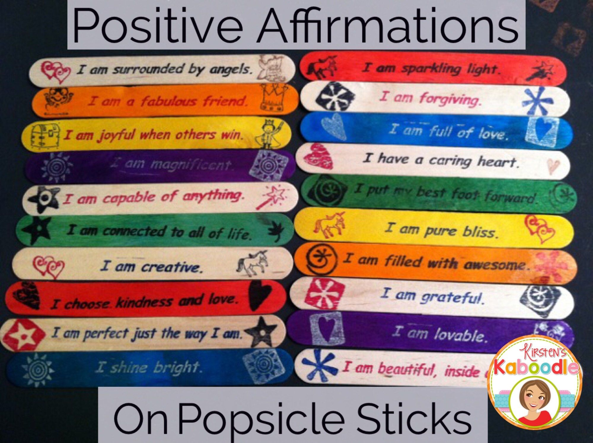 Use Positive Affirmations In The Classroom To Teach Your
