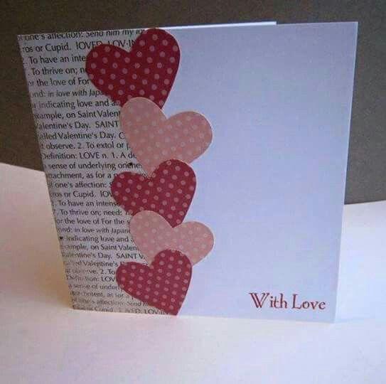 Mit-Liebe-Herzkarte