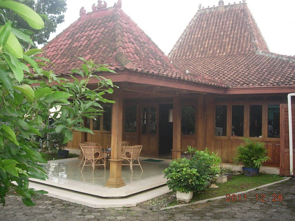 Gambar Denah Rumah Jawa Sederhana Desain Rumah Minimalis