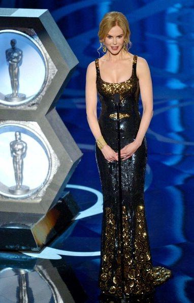 Nicole Kidman presenting award - 2013