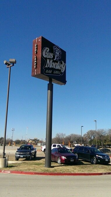 Gas Monkey Bar And Grill Dallas Tx Been There Gas Monkey