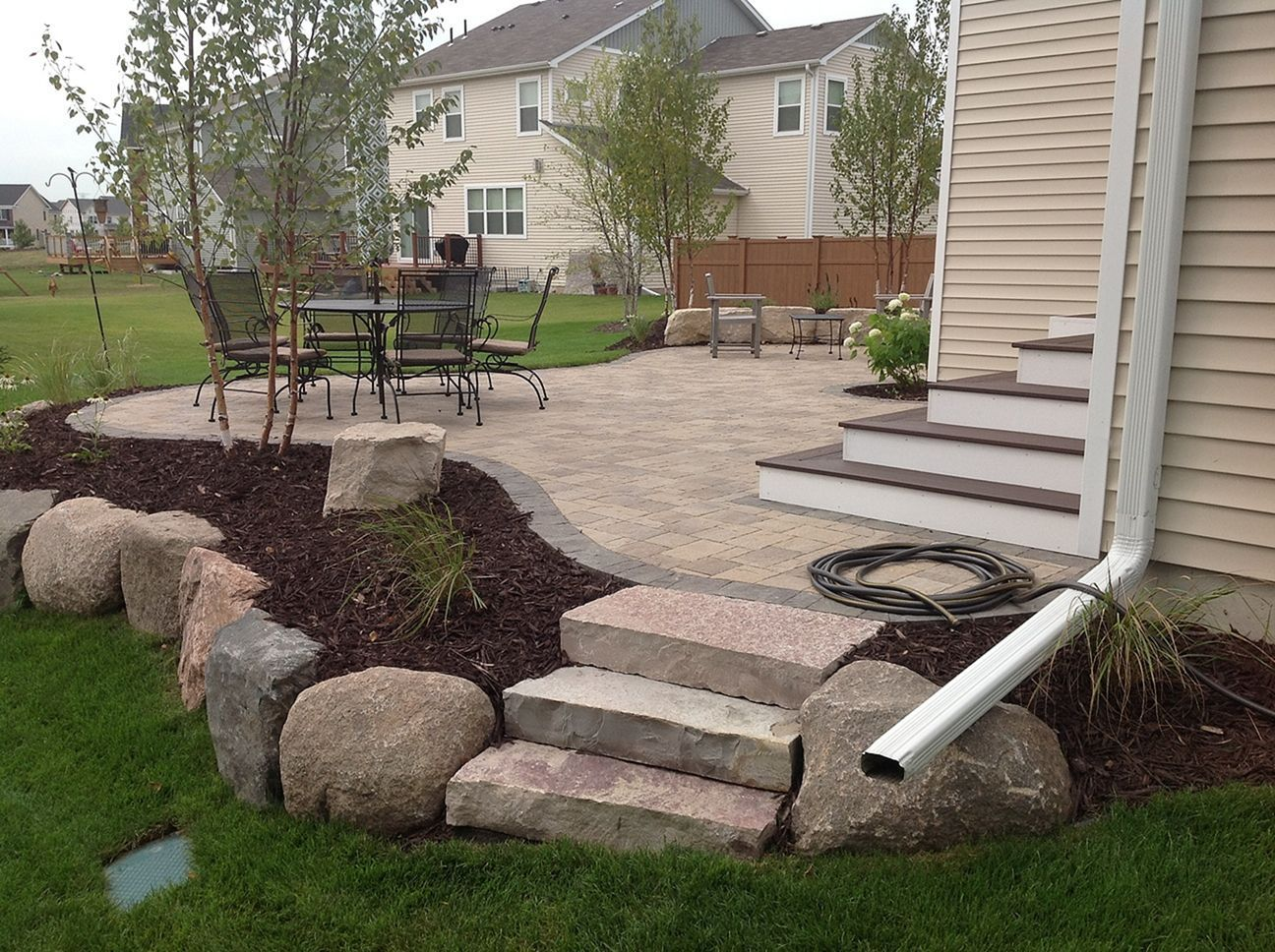 Make Your Backyard Awesome With Our Best 20+ Hardscape ...