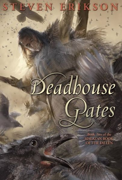 deadhouse gates malazan book of the fallen 2 steven