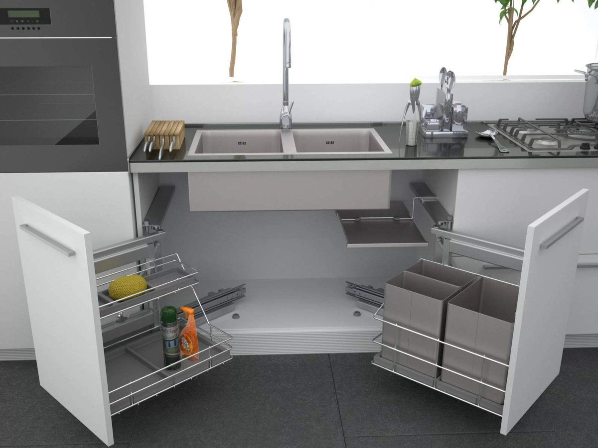 Kitchendesign Twitter Search Under Kitchen Sink Storage Drop In Kitchen Sink Kitchen Sink Storage