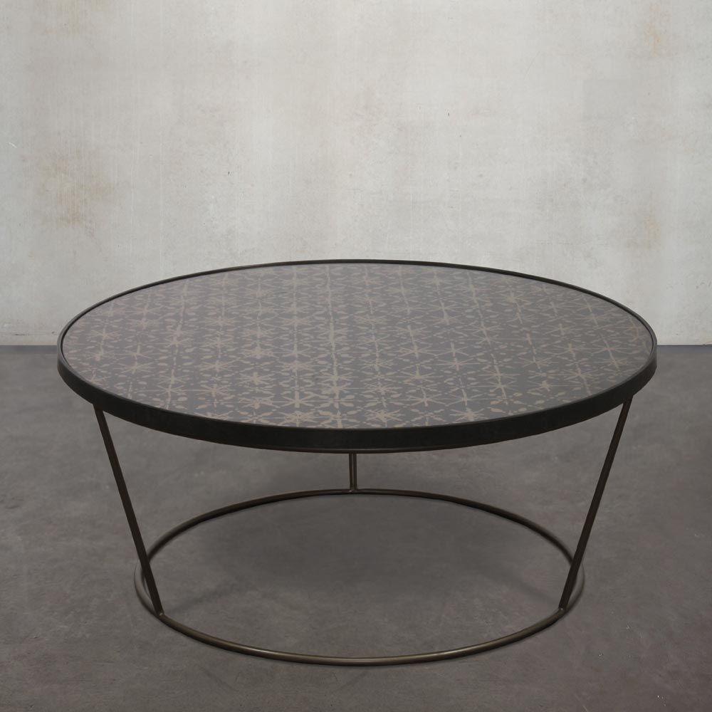Runder Loungetisch Rahsha Metallmobel Wohnstile Milanari Com Lounge Tisch Wohnzimmertische Tischplatte Rund