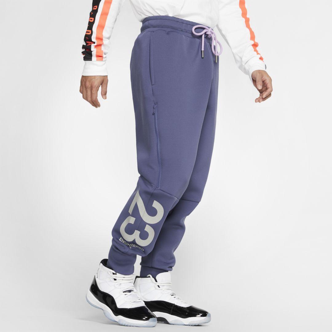 Conceder Kakadu Desfiladero  Jordan 23 Engineered Fleece Pants in 2020   Fleece pants, Mens ...