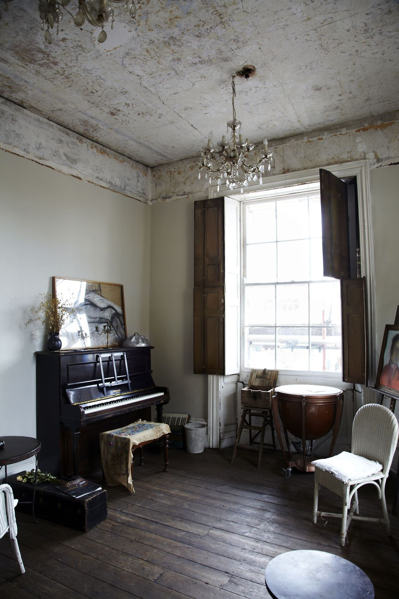 Music Room Music Studio Room London House House
