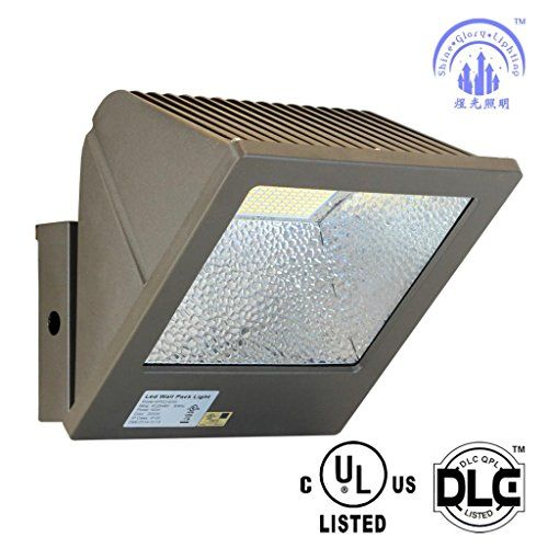 Commercial Outdoor Led Flood Light Fixtures Awesome 36Watt High Performance Equivalent 150W Mhled Wall Pack