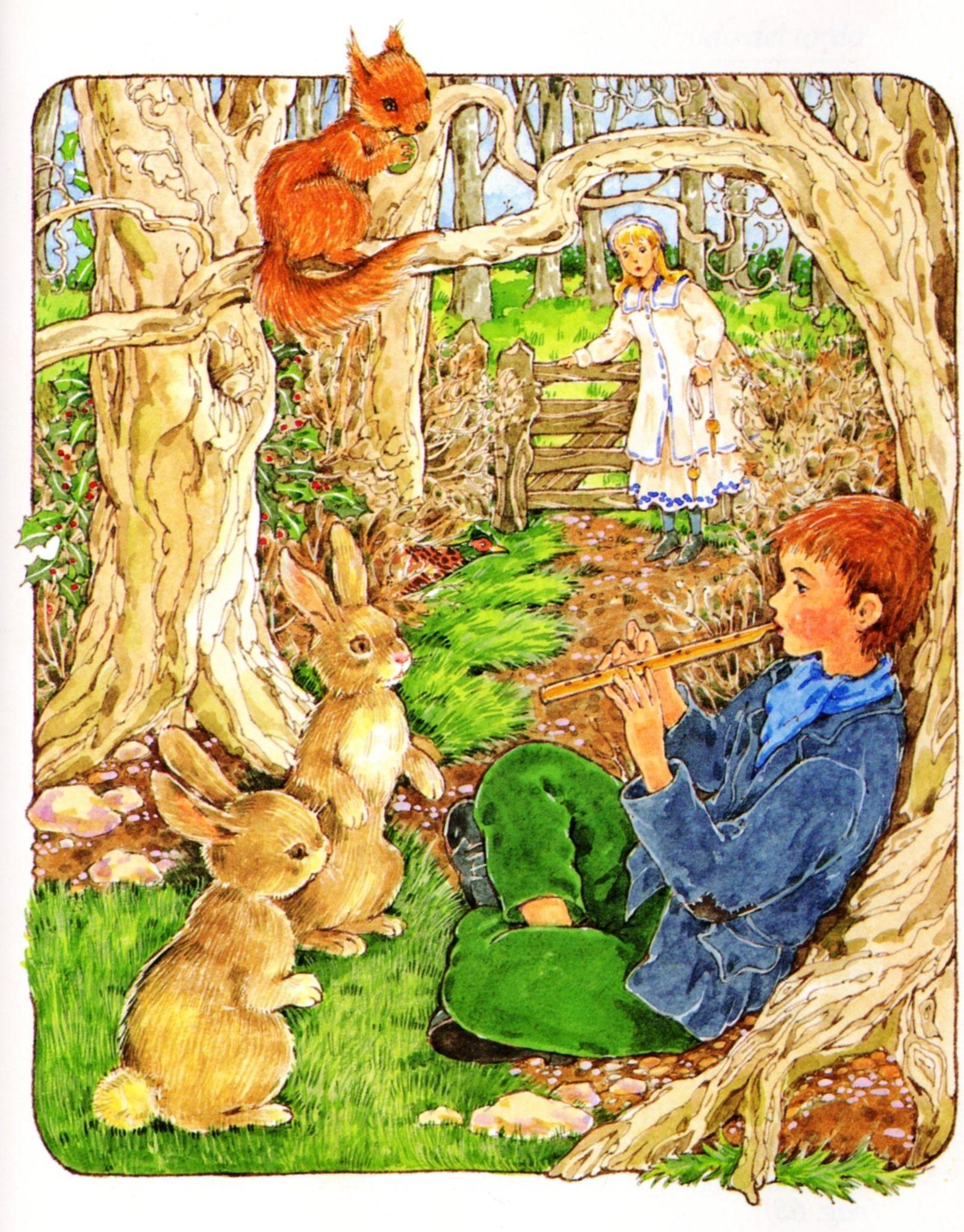 The secret garden (Burnett)