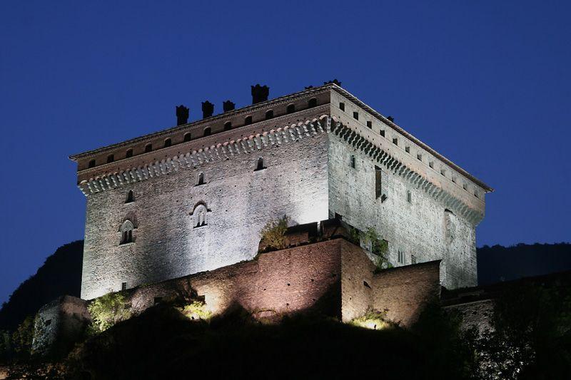 castello di Verrés - Italia