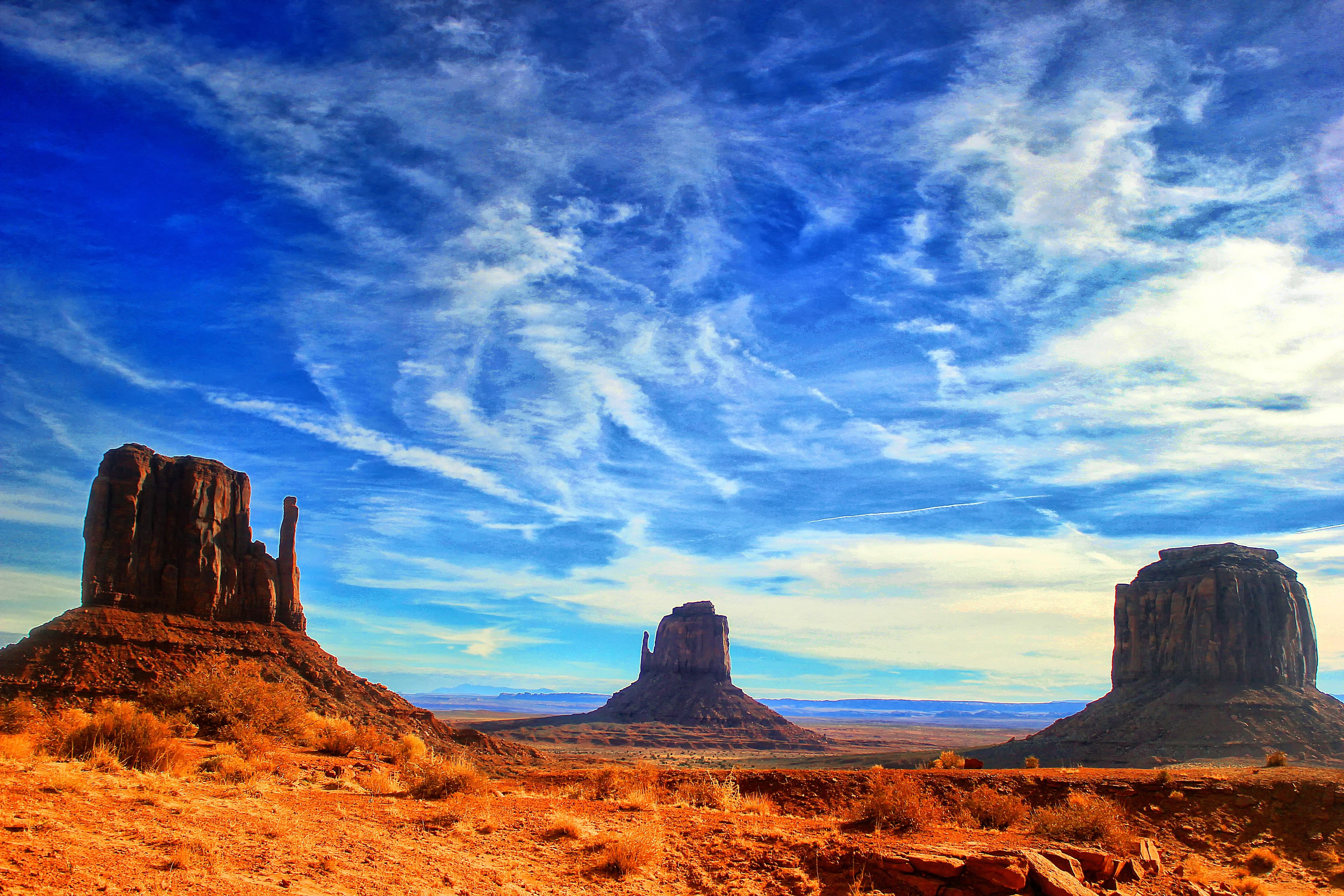 Monument Valley Wallpaper Collection 5184x3456