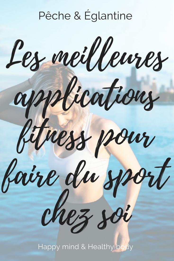 Les meilleures applications fitness pour faire du sport