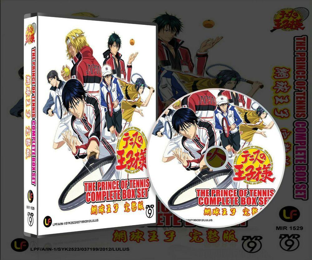Tags Anime, Konomi Takeshi, Production I.G., New Prince
