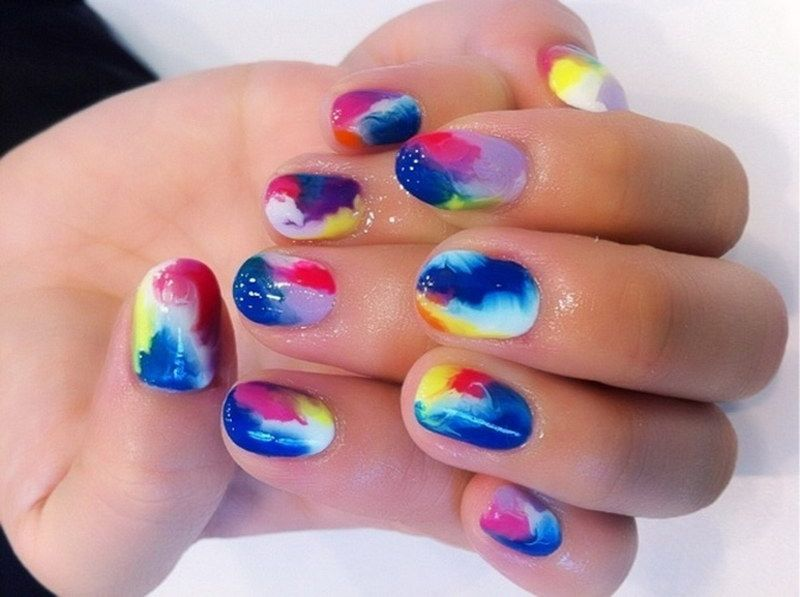 Quick Easy And Cute Nail Designs Art Ideas Quick And Easy Nail On .