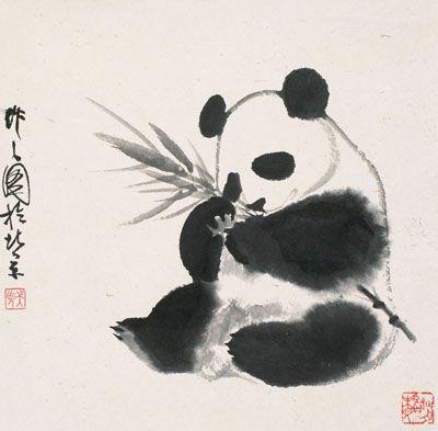 Pin on Sketching Ideas - Chinese Brush (Sumi-e)
