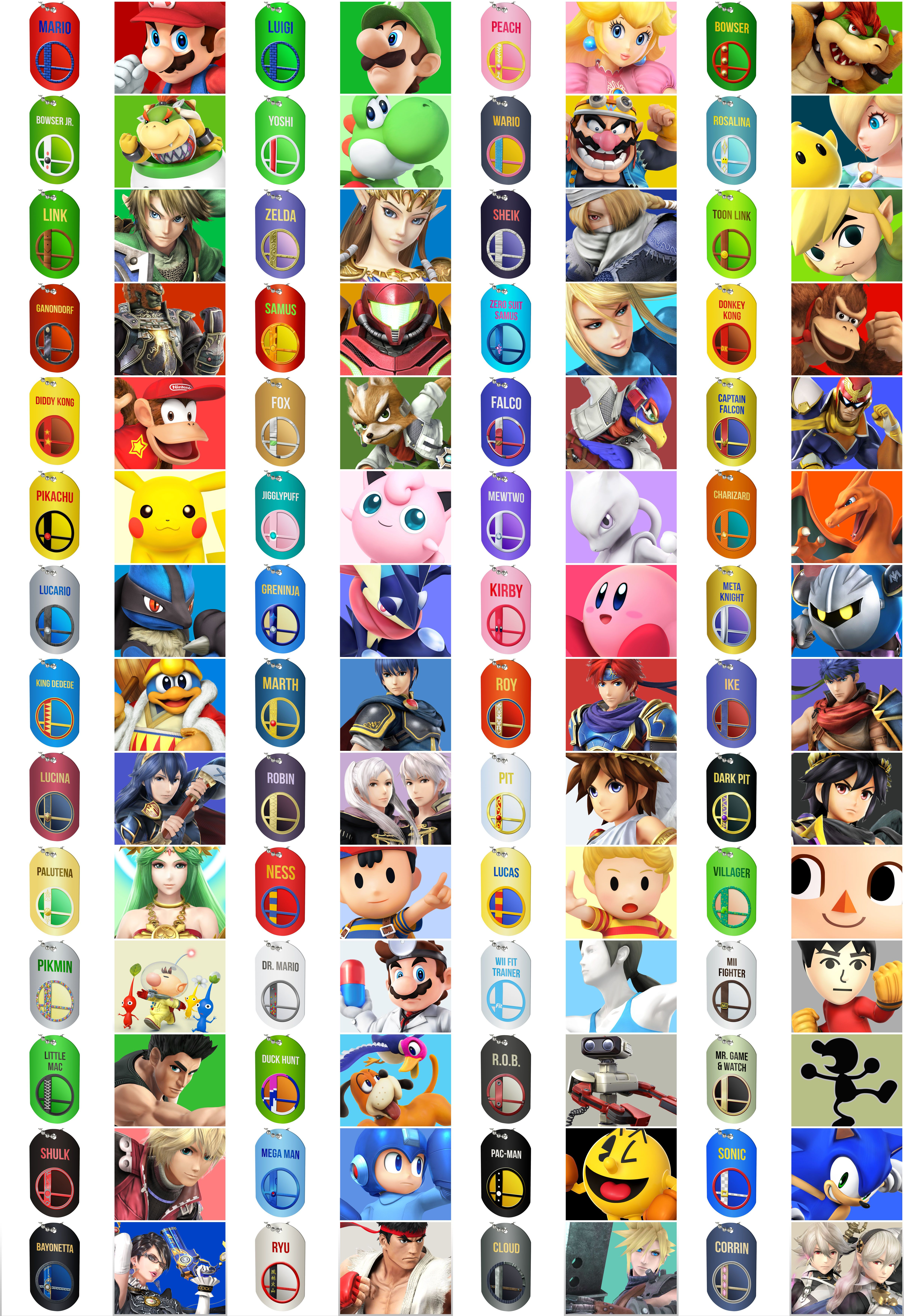 How To Get Every Character In Super Smash Bros Brawl