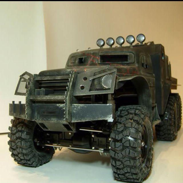 ZAV-Zombie Apocalypse Vehicle