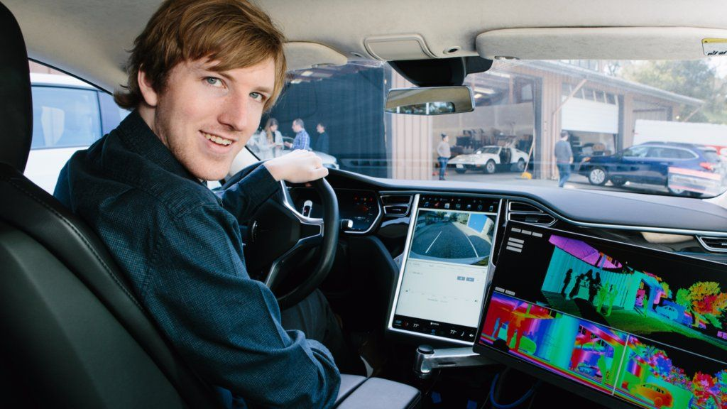 Tech: Meet the 22-year-old college dropout who wants to power every future self-driving car http://ift.tt/2oi8J0K https://t.co/GBWtnMM6l7