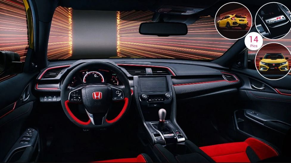 2021 Honda Civic Interior Honda Civic Type R Honda Type R Honda Civic