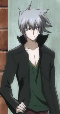 Vali Lucifer Anime High School DxD HERO Birthday