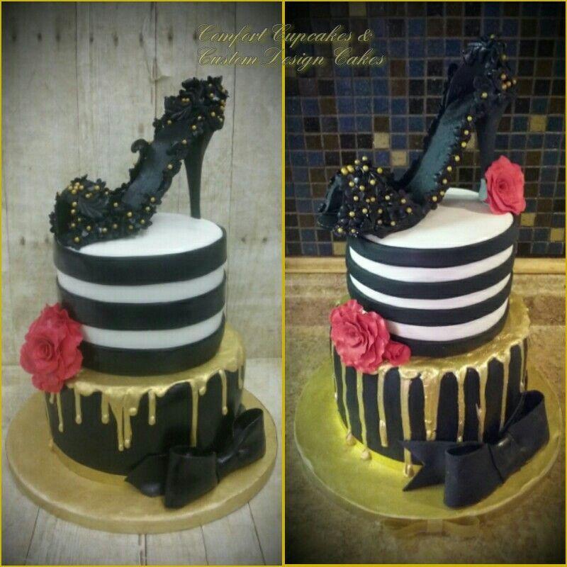 Drip Cake Obst - Mademoiselle Cupcake