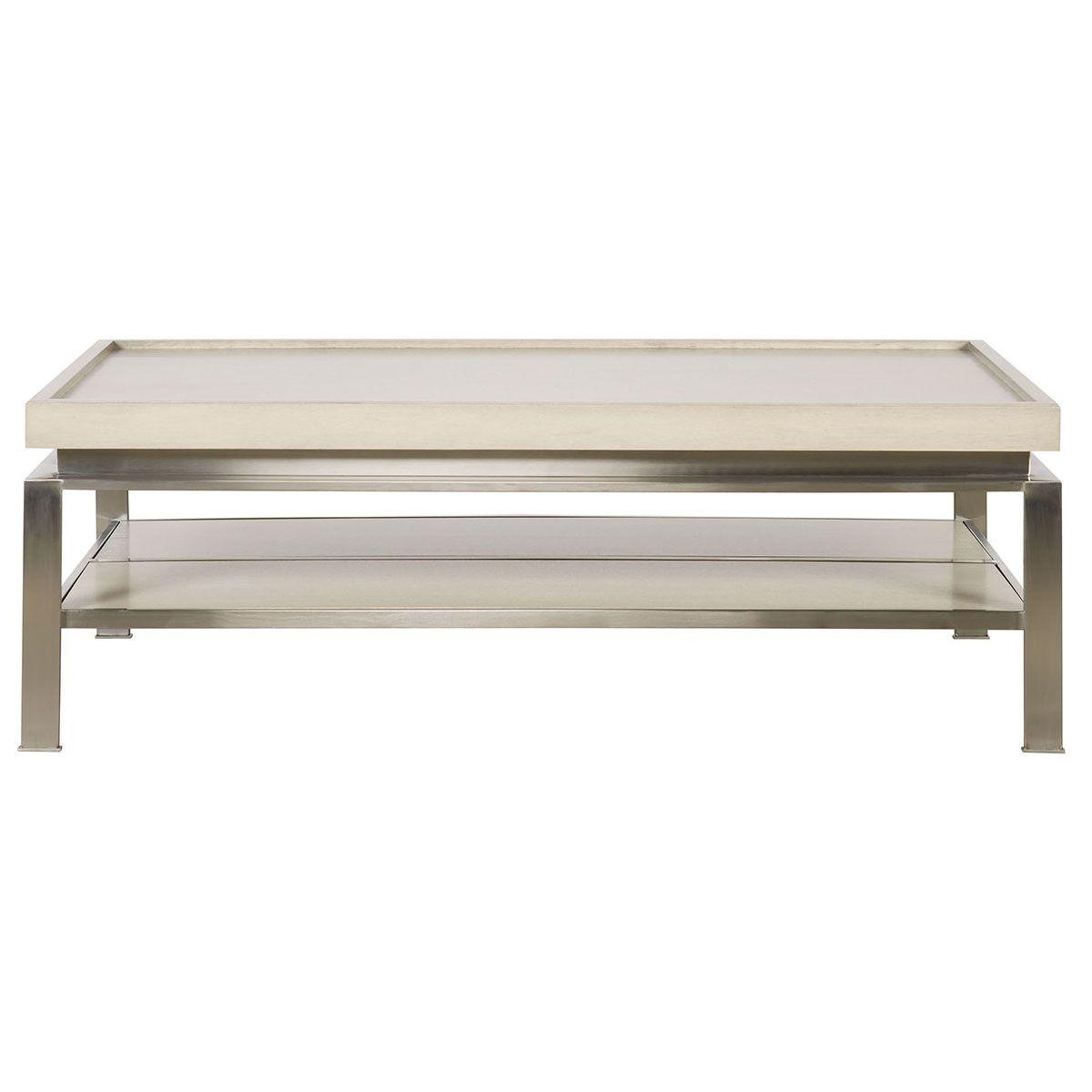 Vanguard Furniture Wakefield Rectangular Cocktail Table W413CR-BG ...