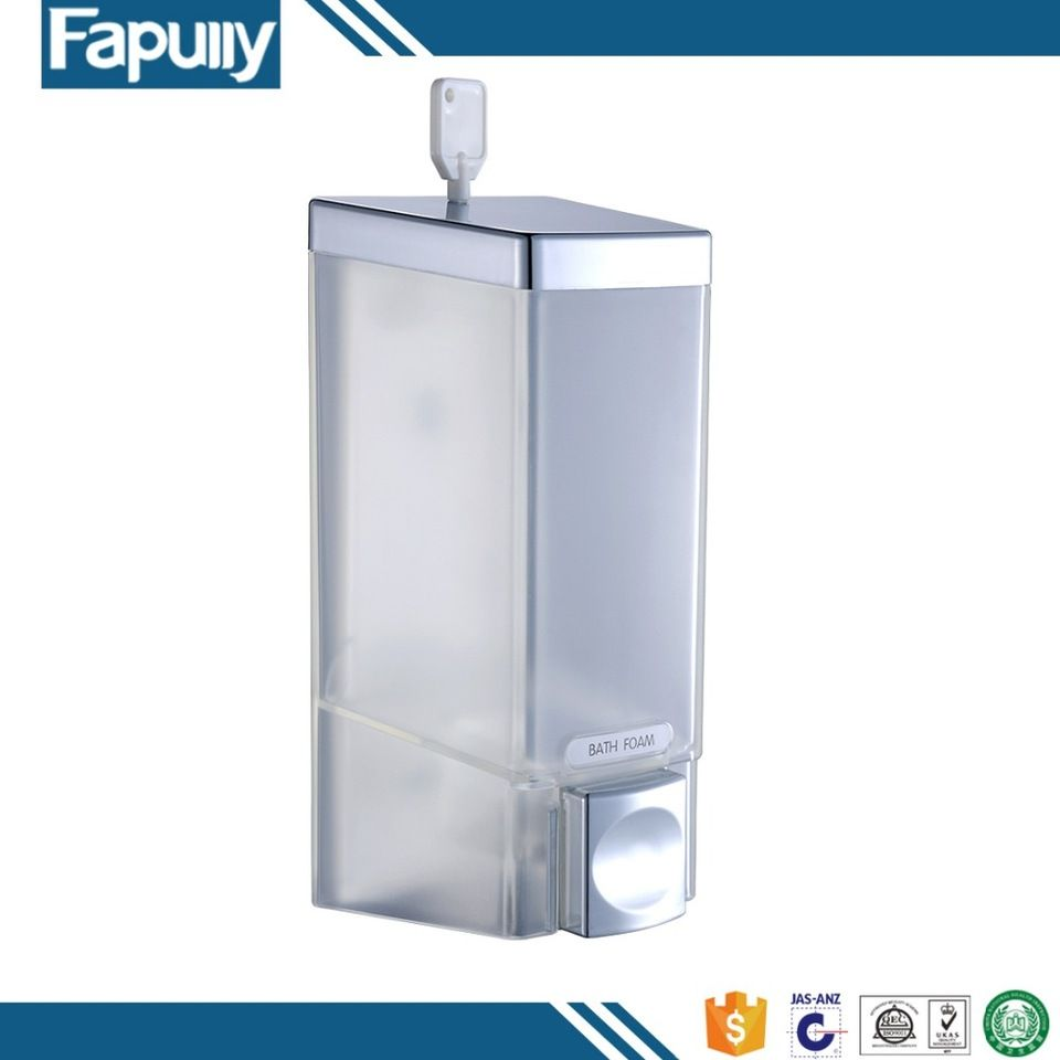 Fapully bathroom accessories wall mounted best quality hotel soap ...