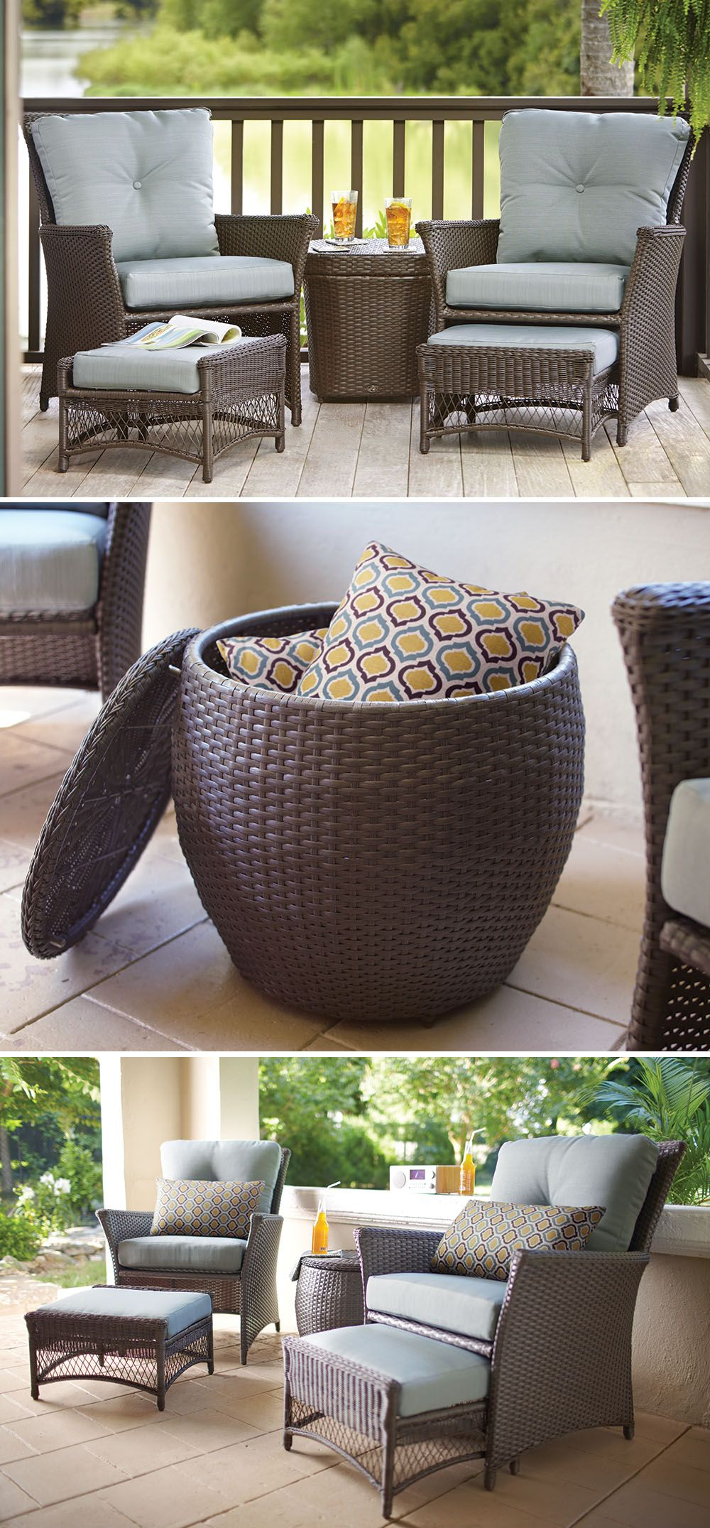 This affordable patio set is just the