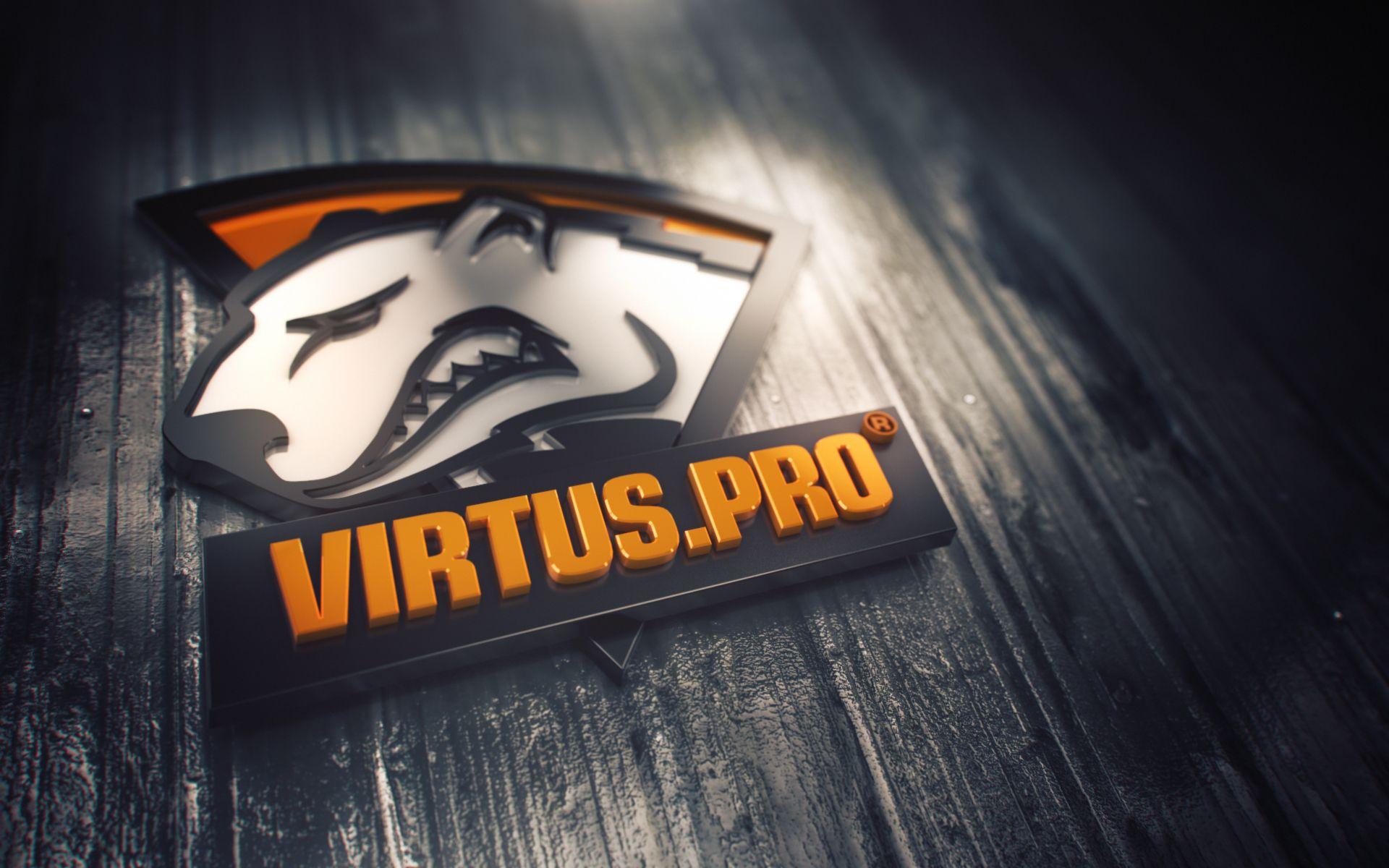 Image Result For Virtus Pro 3d Logo Sports Logo Wallpaper