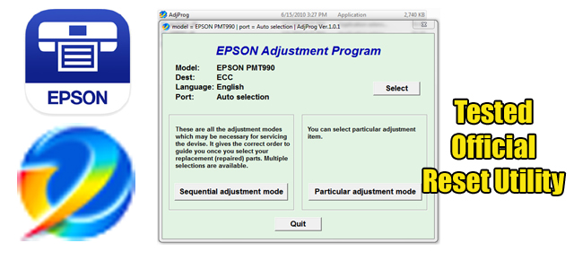 epson l380 service required software free download