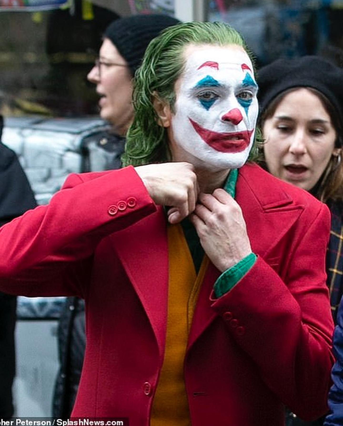 Pin De Guillermo Rodriguez En Guason Guason Batman Joker