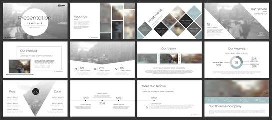 Elements for infographics on a white background Presentation templates Use in presentation flyer and leaflet corporate report marketing advertising annual report banner