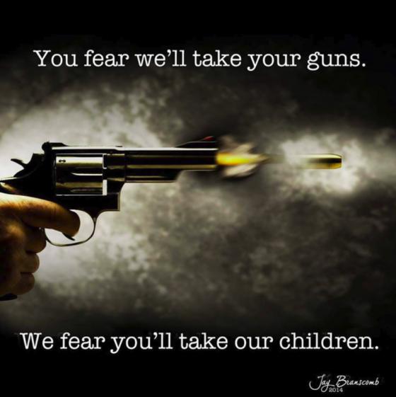 IDIOTS: Anti-Gun Propaganda Shows Gun Discharging Entire
