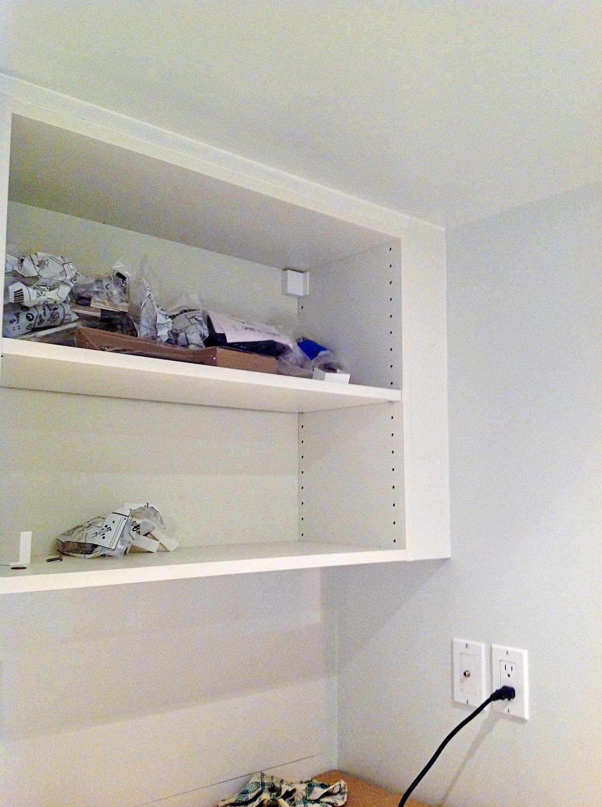How To Make Cabinets Look Built In Ikea Pax Ikea Kitchen Cabinets Ikea Kitchen