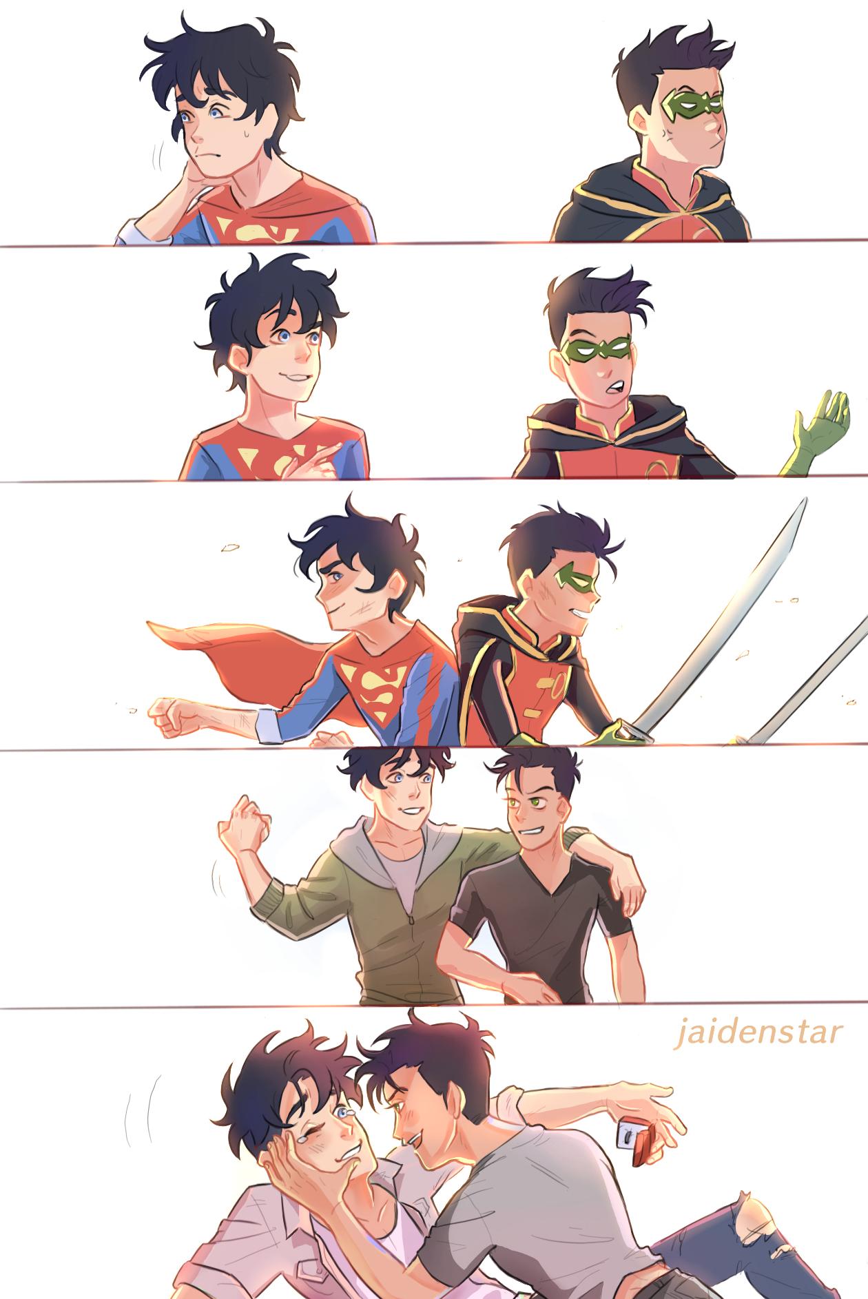 jondami | Tumblr | sυρεявαт & sυρεяsσηs | Batman, superman, Superman