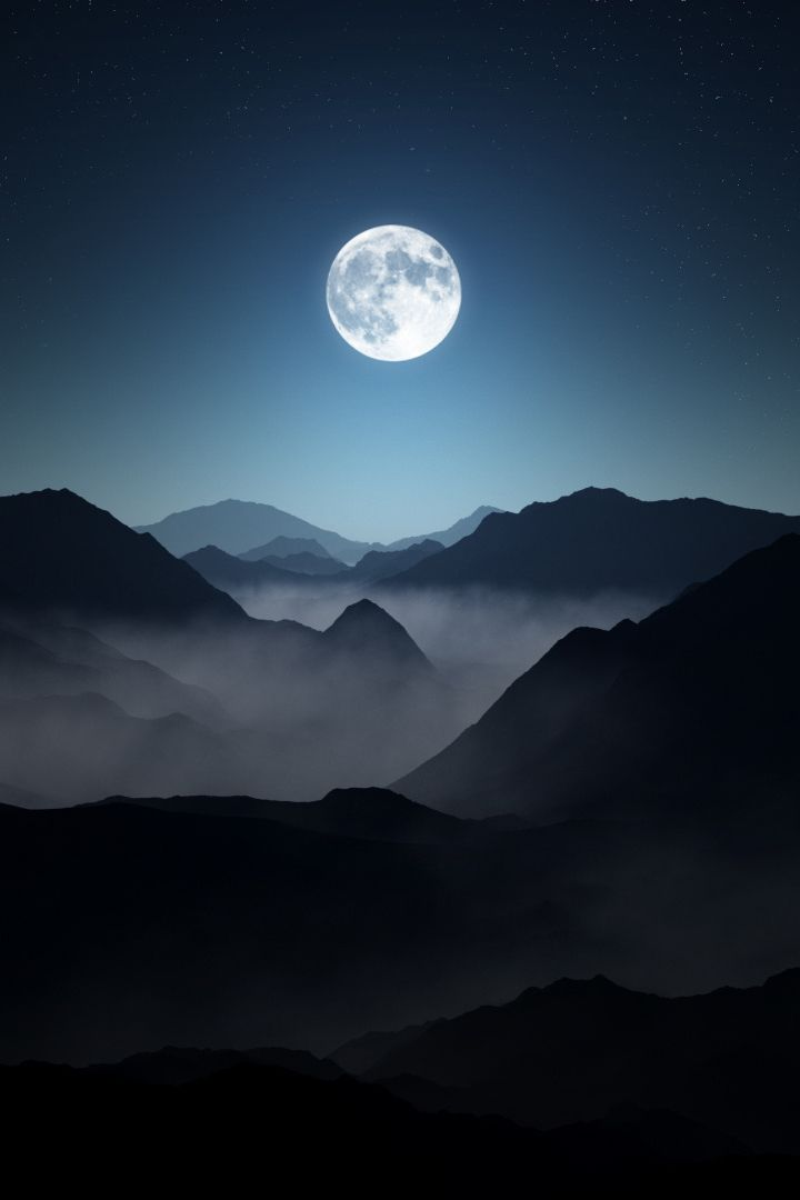 Moonlight shadows by Otto Hütter on 500px