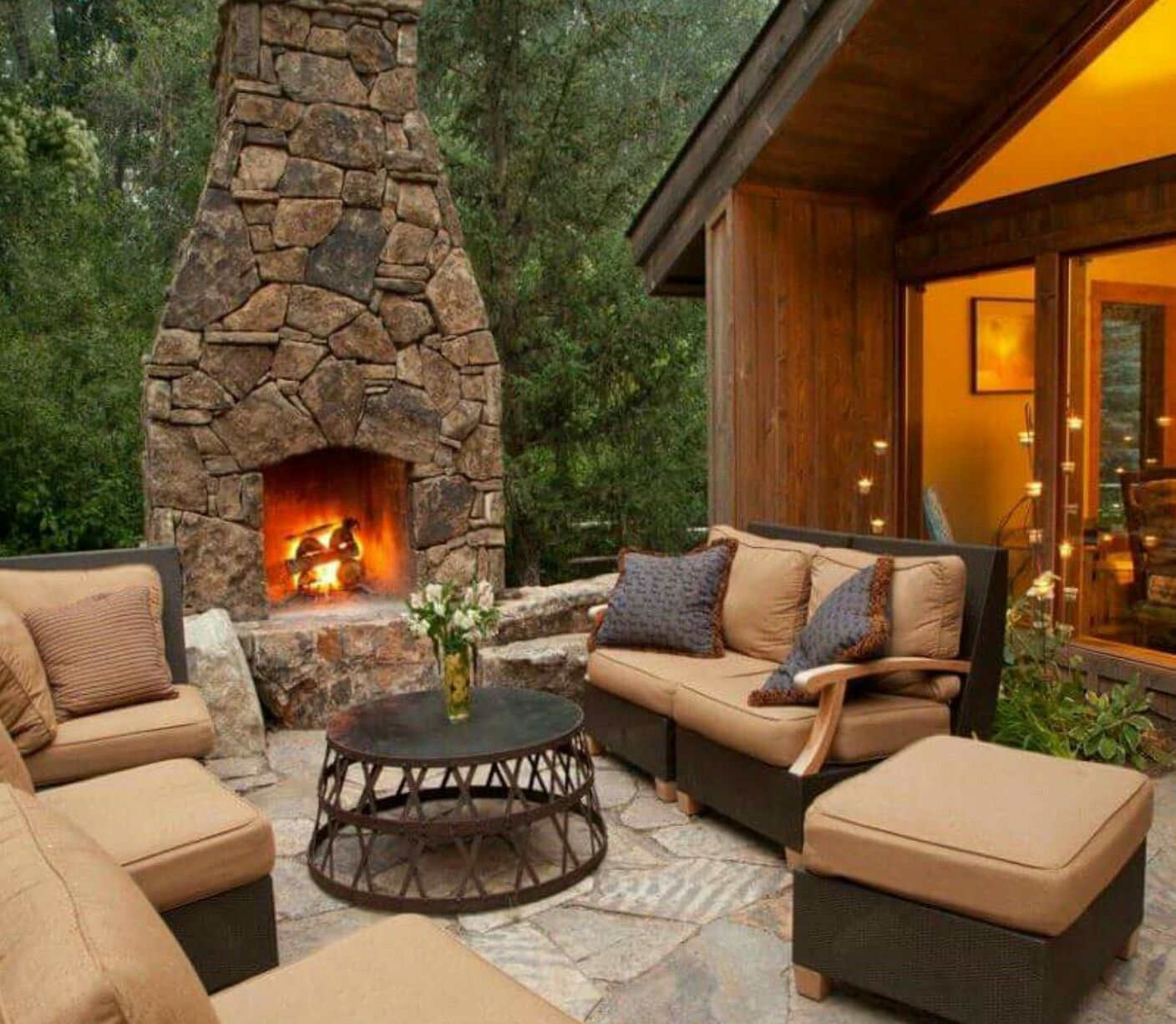 Pin by Margaret Shutze {Shutze Studio on Patios uncovered ... on Uncovered Patio Ideas id=14964