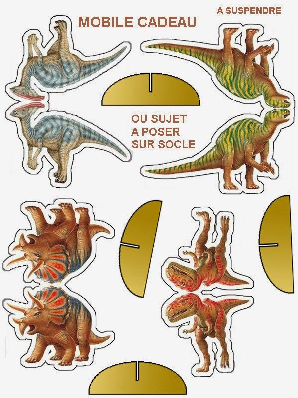 Dinosaurs Free Printable Kit. - Is it for PARTIES? Is it FREE? Is it ...