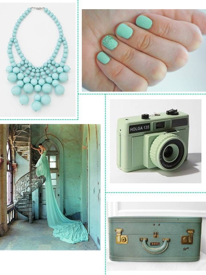From rnlMusings {Mint Love}