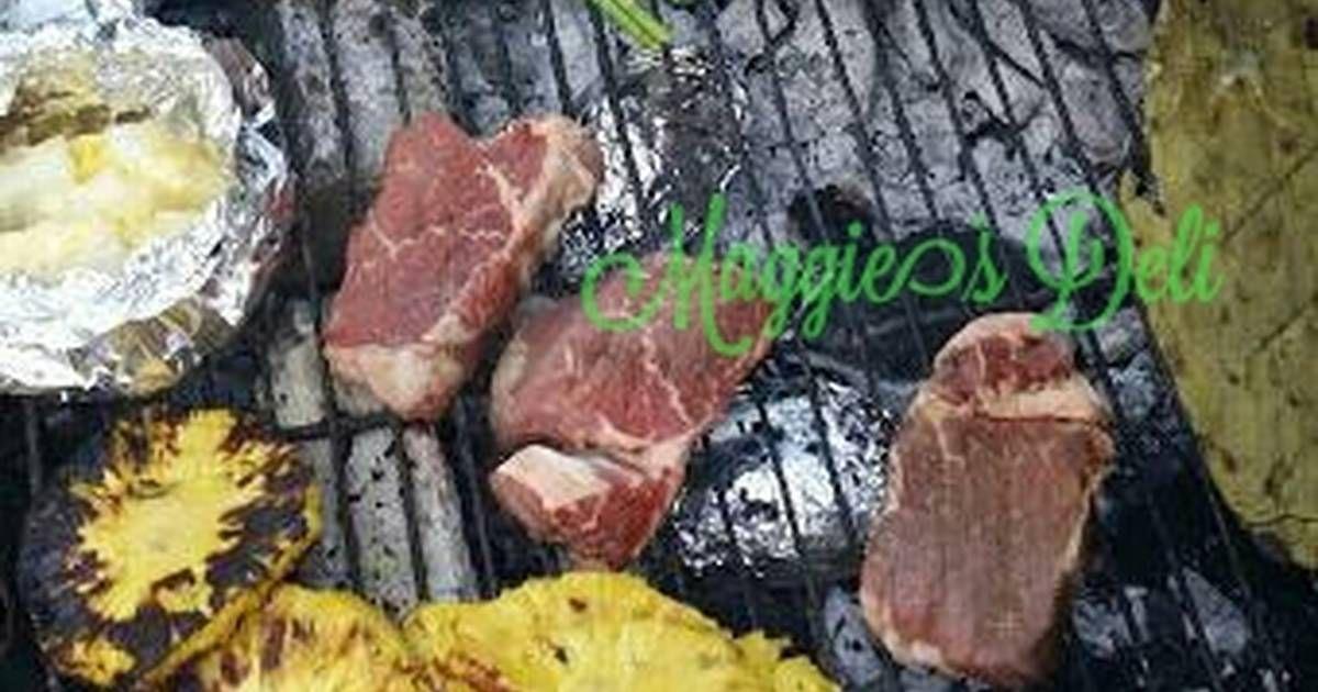 Fabulosa receta para Carne y Verdura las brasas