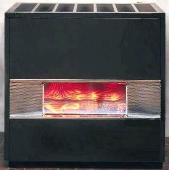 Williams 3502922a Glass Front Vented Hearth Heater With Blower