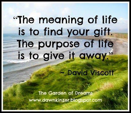 Purpose Passion